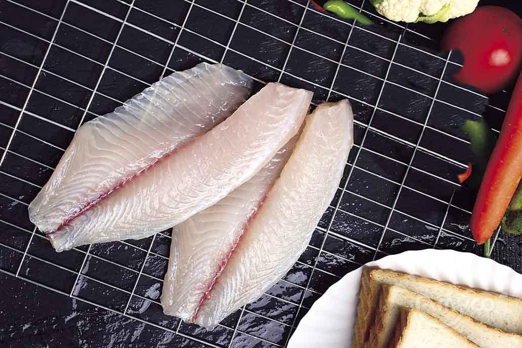 Frozen Tilapia Fillet Grade A super deep skinned